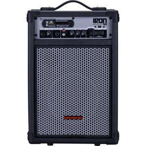 Caixa 60W Bluetooth/USB/SD/FM IRON 400 Preta HAYONIK