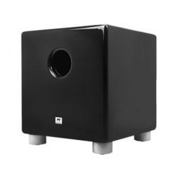 """ATT Cube Newgen Premium - Subwoofer ativo de 10"""" - Black Gloss"""