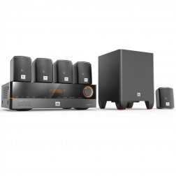 JBL Cinema J-5100 - Home Theater 5.1 com subwoofer ativo