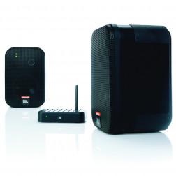 JBL Control 2.4G - Sistema 2.1 canais com alto-falantes sem fio - Black