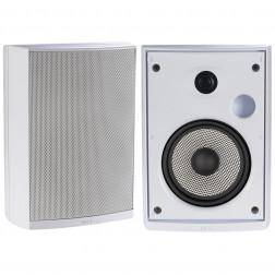 Loud LB5 80 LX Par de cx acústicas In/Outdoor 80W BRANCO