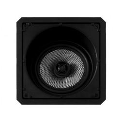 """Loud SL6 120 BL LX (UN) Caixa de embutir angulada 6"""" 120W P"""