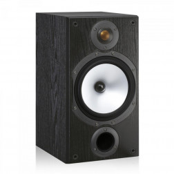 Monitor Audio MR2 - Par de caixas acústicas Bookshelf - Black