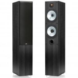 Monitor Audio MR4 - Par de caixas acústicas Torre 3-vias para Home Theater - Black