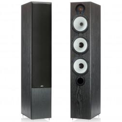 Monitor Audio MR6 - Par de caixas acústicas Torre 3-vias para Home Theater - Black