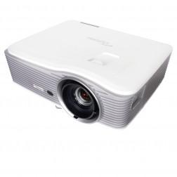 Optoma W515 - Projetor DLP WXGA 1280x800 3D 6000 ANSI Lumens - White