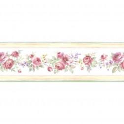Faixa de Papel De Parede Importado Floral Prints 2 B15