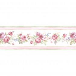 Faixa de Papel De Parede Importado Floral Prints 2 B5