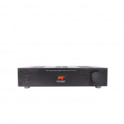AAT PM-1V - Amplificador de 140W RMS com 2 canais + Controle de volume - Preto