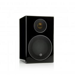 """Monitor Audio Radius 90 - Par de caixas acústicas Bookshelf 2-vias 4"""" 100w 8 ohms - Preto Laqueado"""